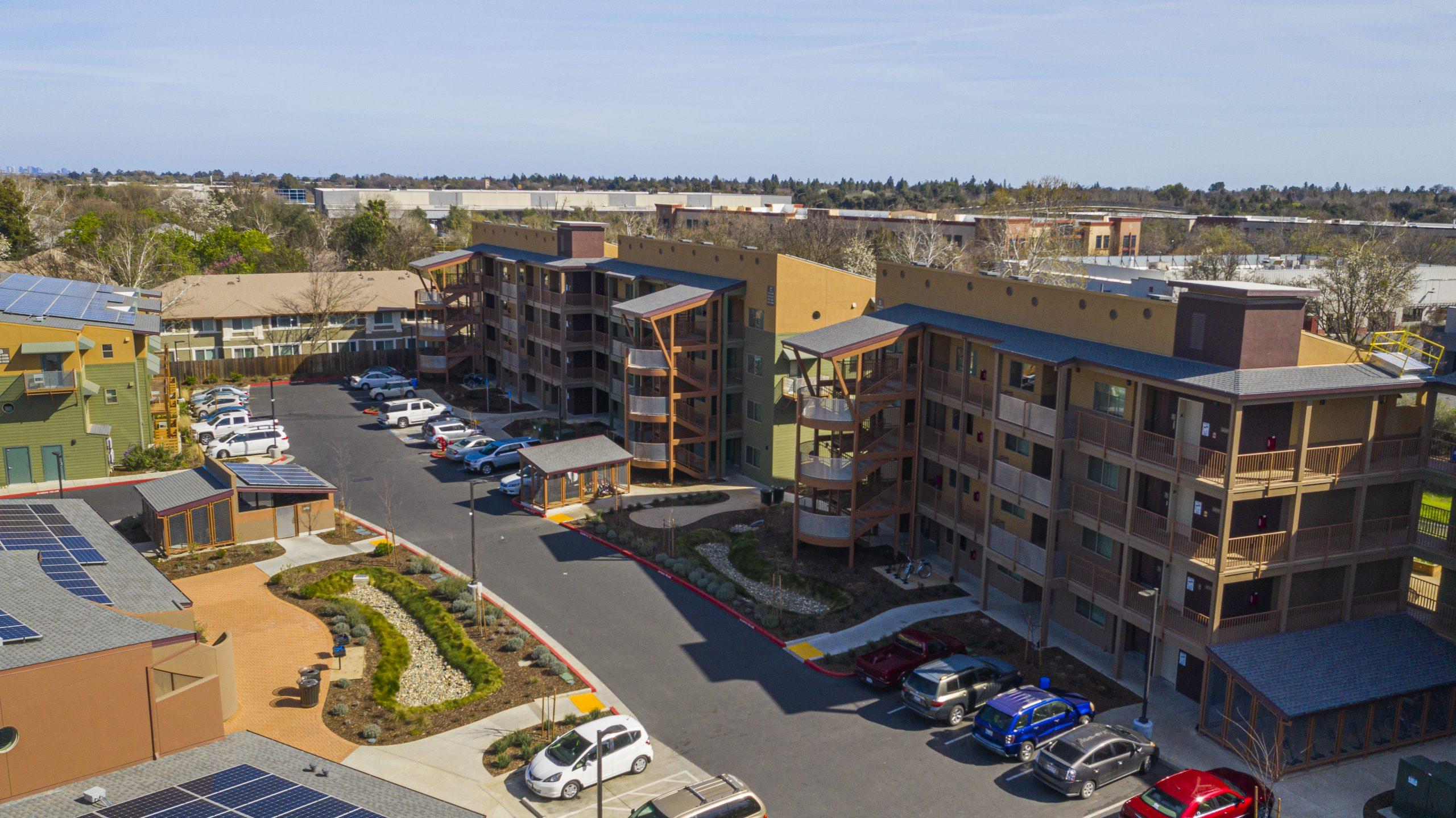 Creekside Apartments, Davis, CA