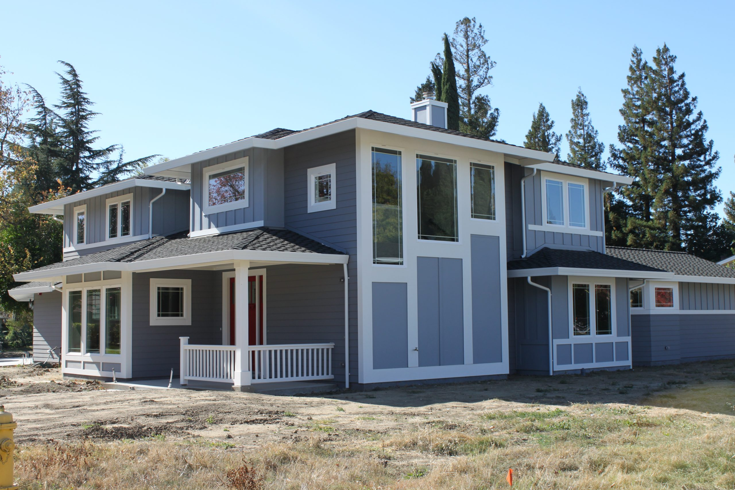 Custom Residential Home, El Macero, CA