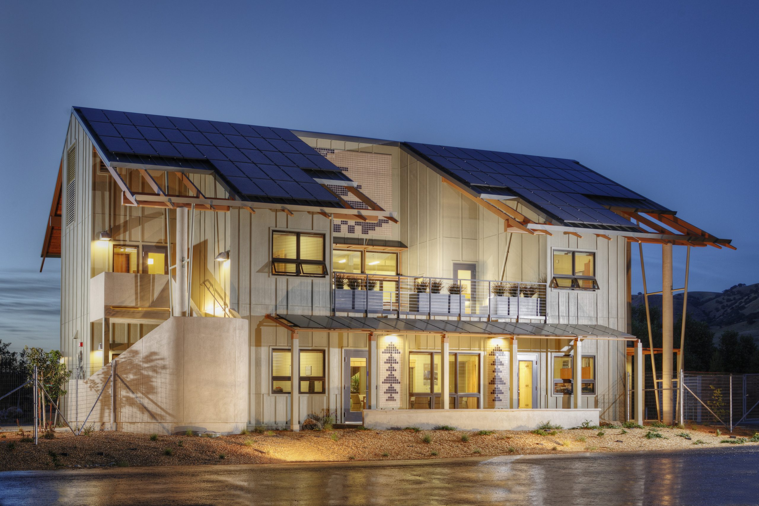 Yocha Dehe Wintun Nation Facility Office Building